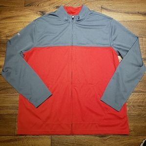 Lands End Tailored Fit Athletic jacket